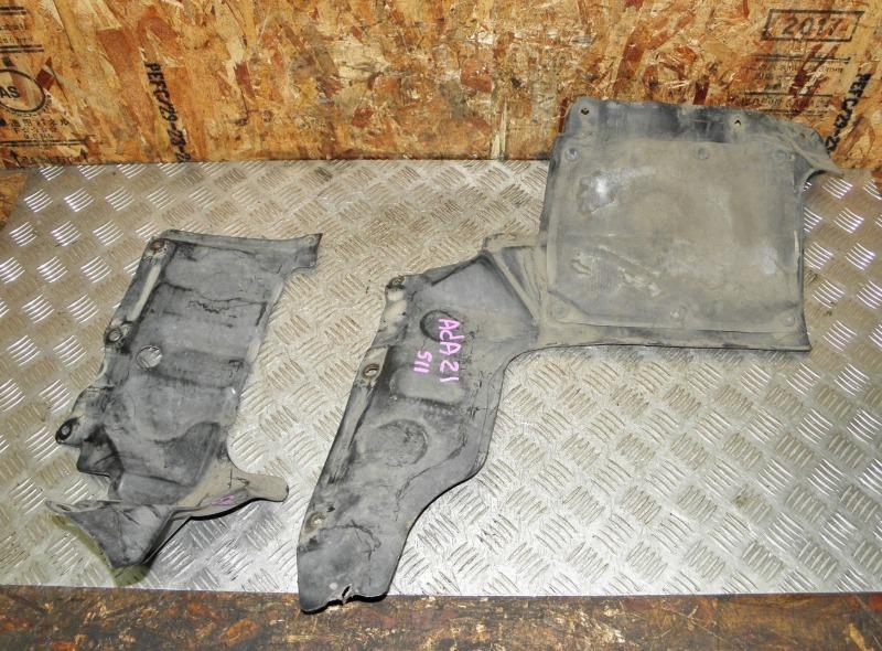 Защита двс Toyota Rav4 ACA21 1AZFSE 2001