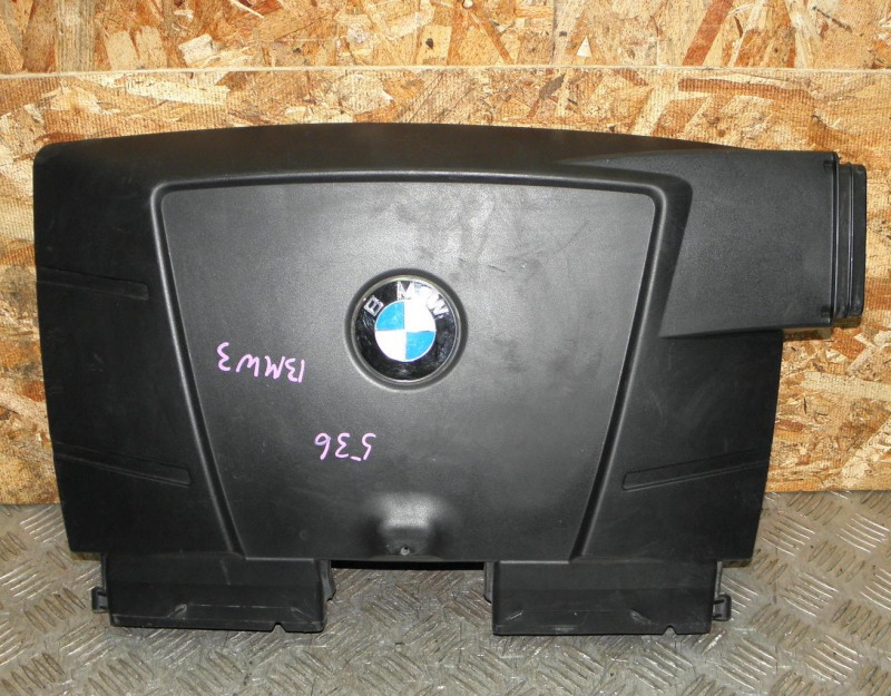 Воздухозаборник Bmw 3-Series E90 N46B20B 2006