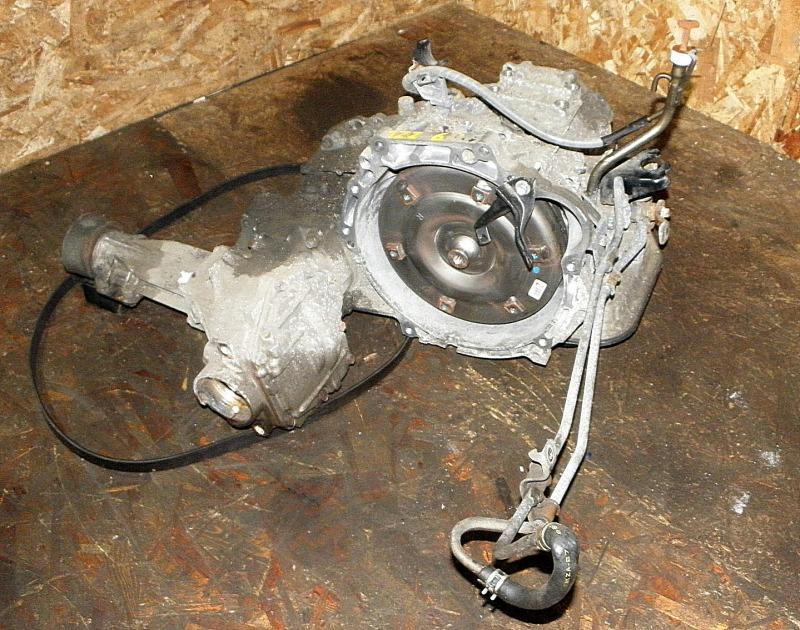 Акпп Toyota Premio ZZT245 1ZZFE 2003
