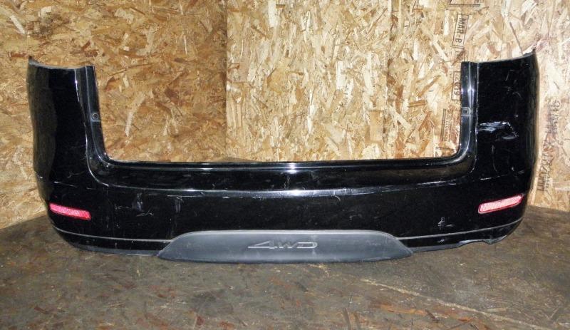 Бампер Toyota Corolla Spacio ZZE124 1ZZFE 2006 задний