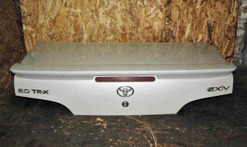 Крышка багажника Toyota Corona Exiv ST202 3SFE 1995