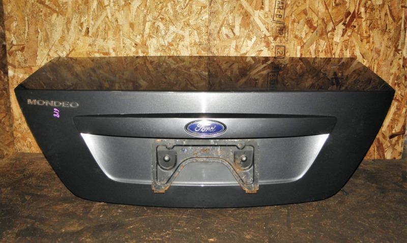 Крышка багажника Ford Mondeo B4Y CJBB (2.0L DURATEC HE SEFI (145 Л.С.)) 2003
