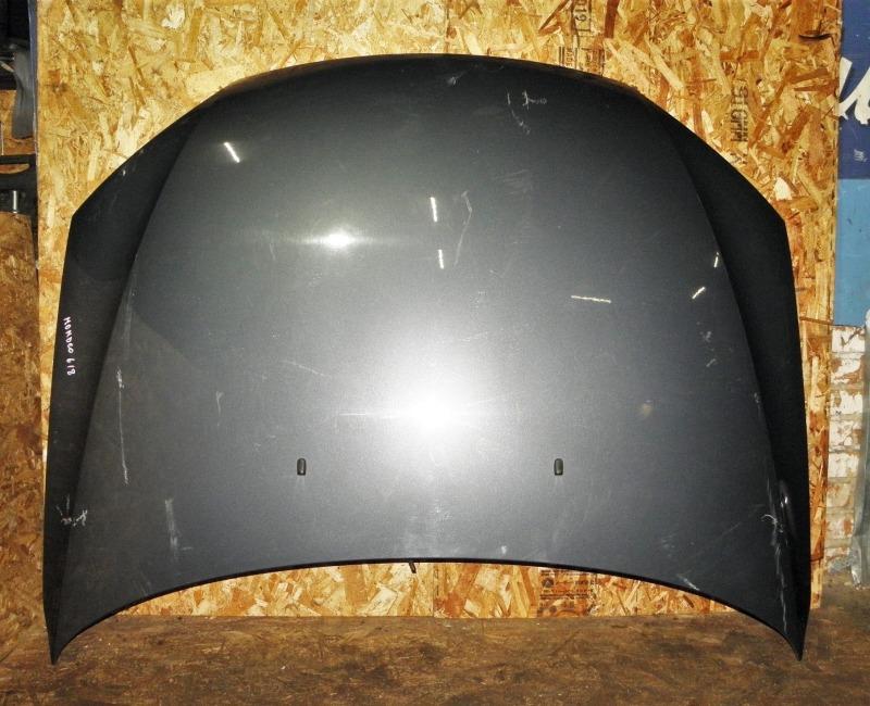 Капот Ford Mondeo B4Y CJBB (2.0L DURATEC HE SEFI (145 Л.С.)) 2003