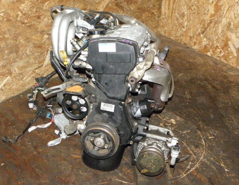 Двс Toyota Caldina ET196 5EFE 2002