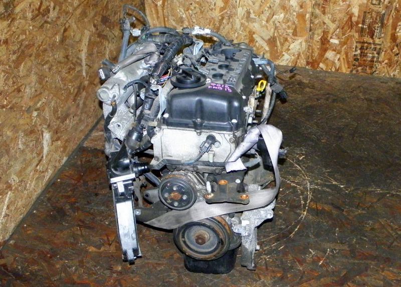 Двс Nissan Sunny FNB15 QG15DE 1999