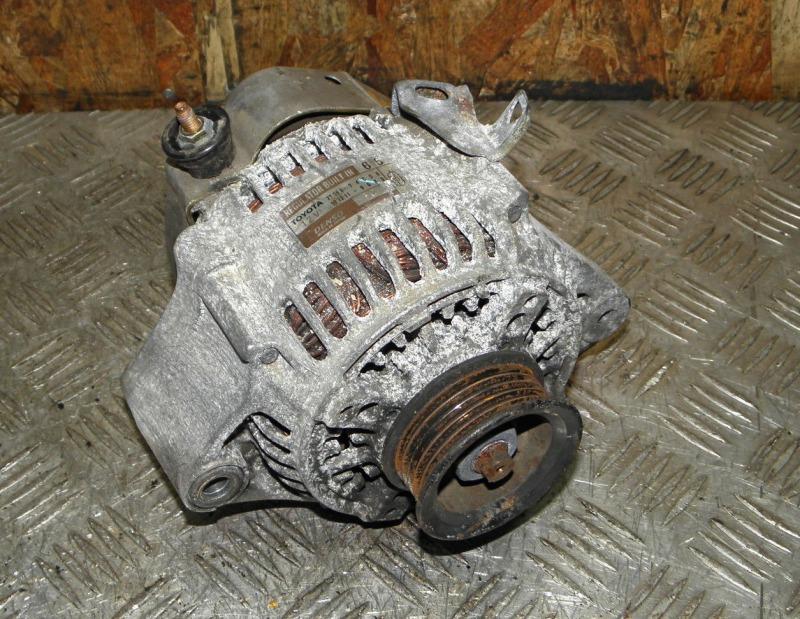 Генератор Toyota Caldina ST215 3SFE 2001
