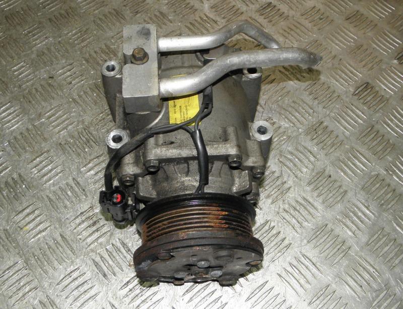 Компрессор кондиционера Ford Mondeo B4Y CJBB (2.0L DURATEC HE SEFI (145 Л.С.)) 2003