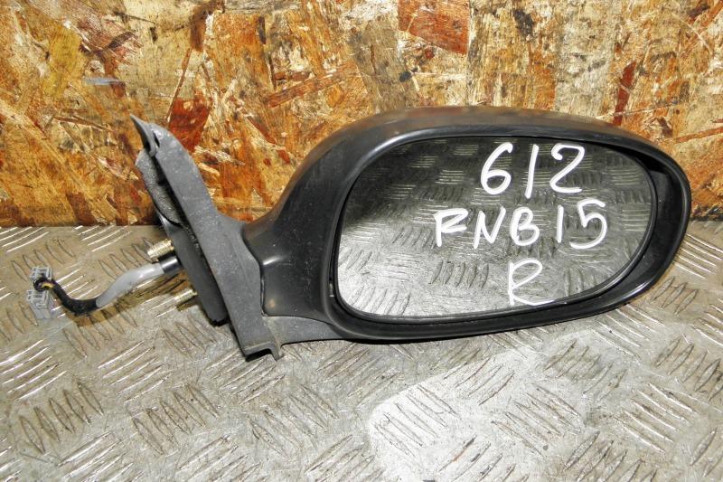 Зеркало Nissan Sunny FNB15 QG15DE 1999 переднее правое