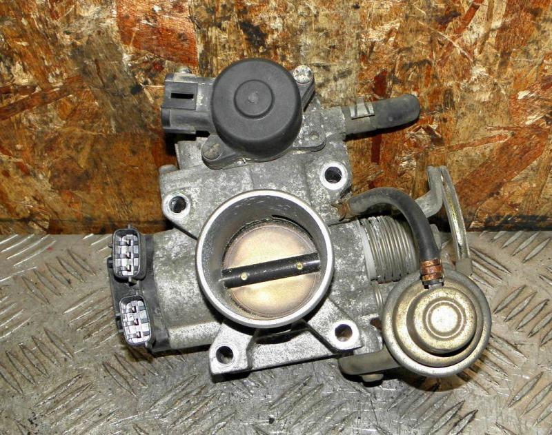 Клапан холостого хода Nissan Sunny FNB15 QG15DE 1999