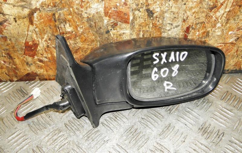 Зеркало Toyota Rav4 SXA10 3SFE 1994 переднее правое