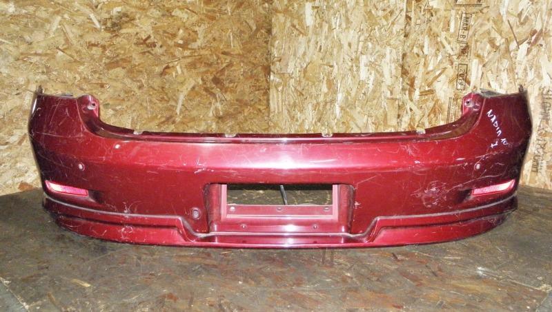Бампер Toyota Gaia SXM10 3SFE задний