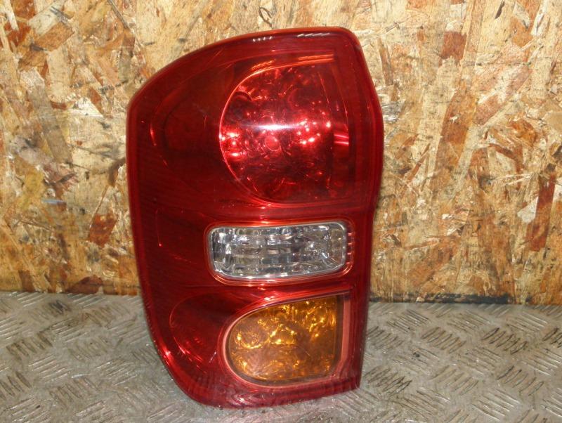 Стоп Toyota Rav4 ACA21 1AZFSE 2004 задний левый