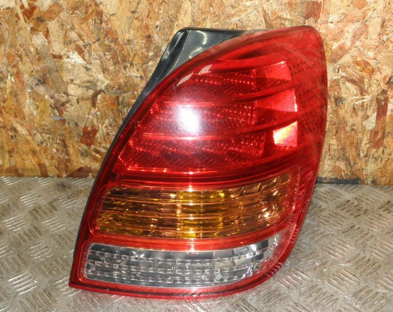 Стоп Toyota Corolla Spacio ZZE124 1ZZFE 2006 задний правый