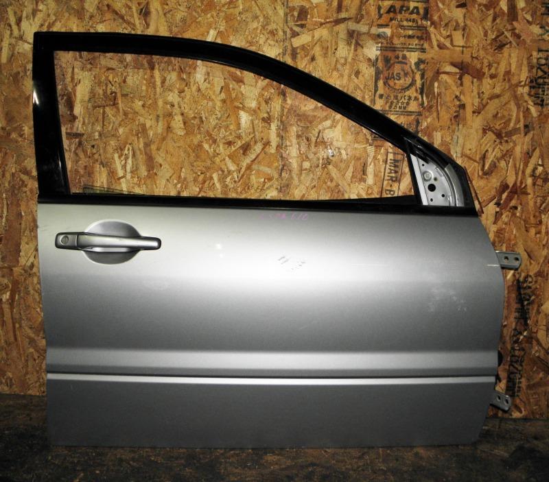 Дверь Mitsubishi Lancer CS2A 4G15 2004 передняя правая