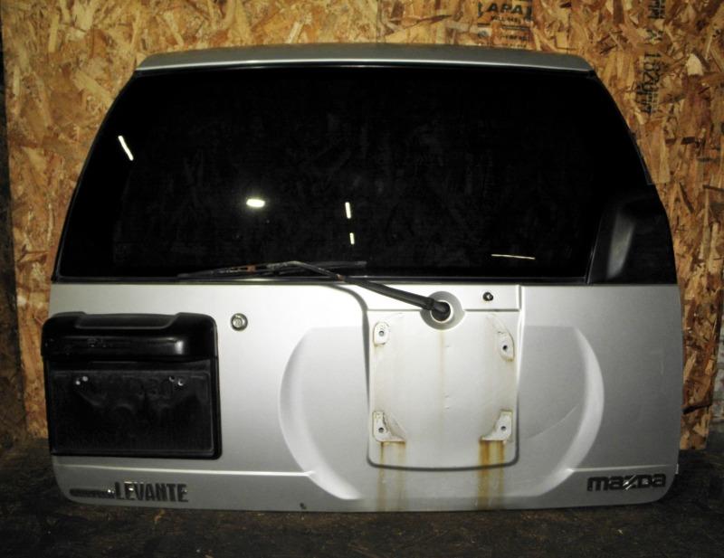 Дверь задняя Mazda Proceed Levante Escudo TJ32W TD32W RFTE 1999