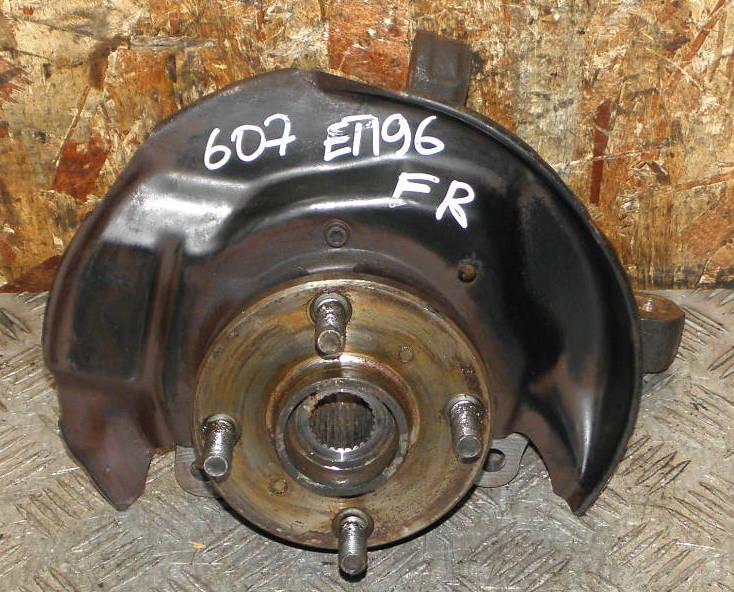 Ступица Toyota Caldina ET196 5EFE 2002 передняя правая