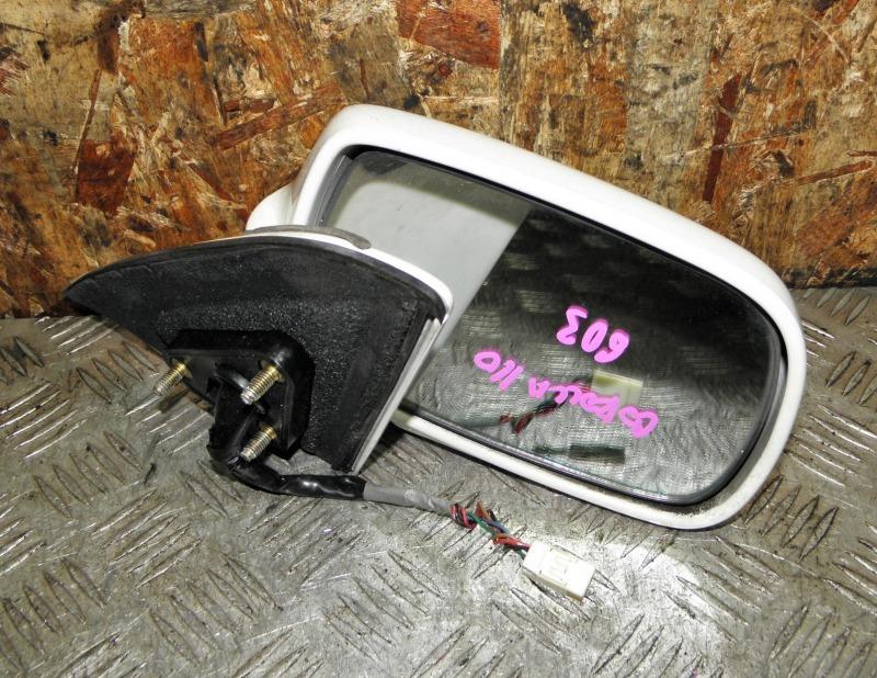 Зеркало Toyota Corolla AE110 5AFE 1999 переднее правое