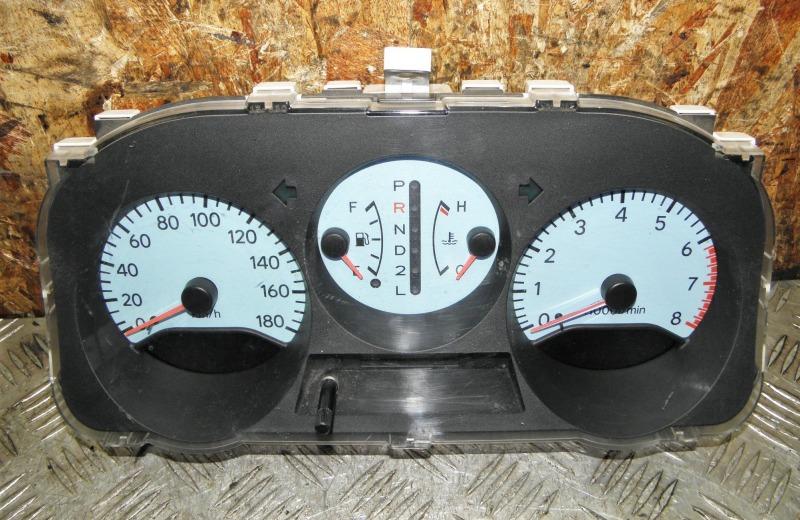 Щиток приборов Toyota Caldina ST215 3SFE 2001