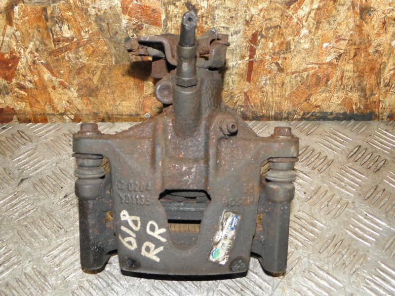 Суппорт Ford Mondeo B4Y CJBB (2.0L DURATEC HE SEFI (145 Л.С.)) 2003 задний правый
