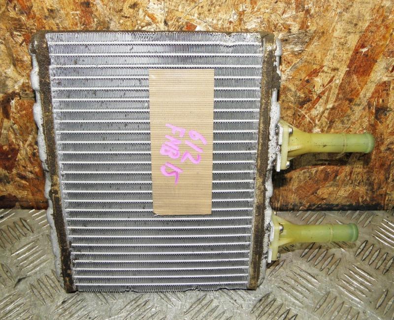 Радиатор печки Nissan Sunny FNB15 QG15DE 1999