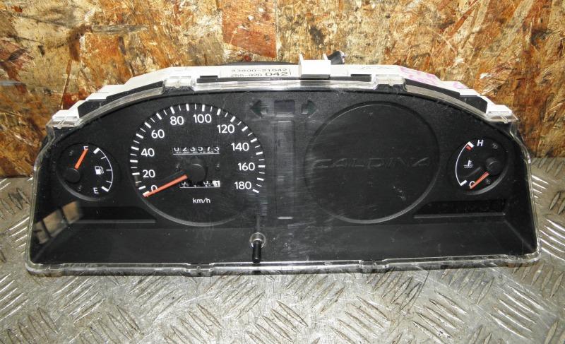 Щиток приборов Toyota Caldina ET196 5EFE 2002