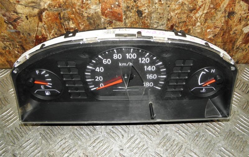 Щиток приборов Nissan Sunny FNB15 QG15DE 1999