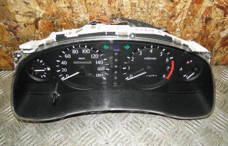 Щиток приборов Toyota Corona Exiv ST202 3SFE 1995