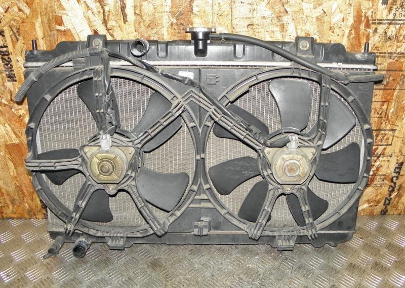 Радиатор двс Nissan Sunny FNB15 QG15DE 1999