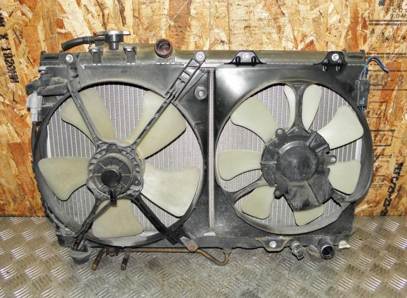 Радиатор двс Toyota Corona Exiv ST202 3SFE 1995