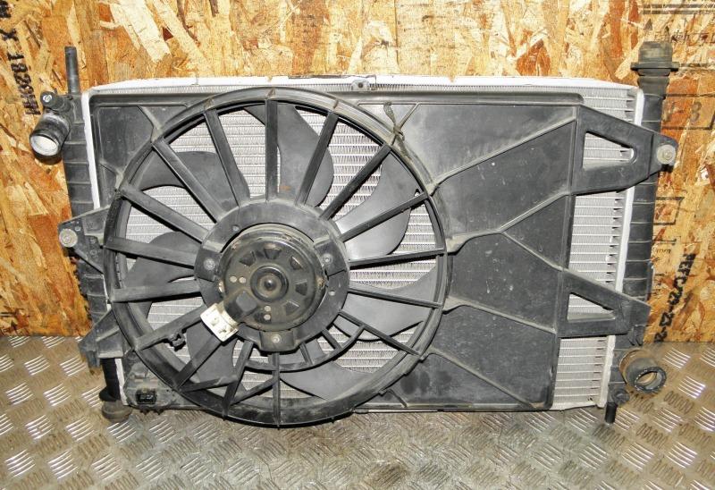 Радиатор двс Ford Mondeo B4Y CJBB (2.0L DURATEC HE SEFI (145 Л.С.)) 2003