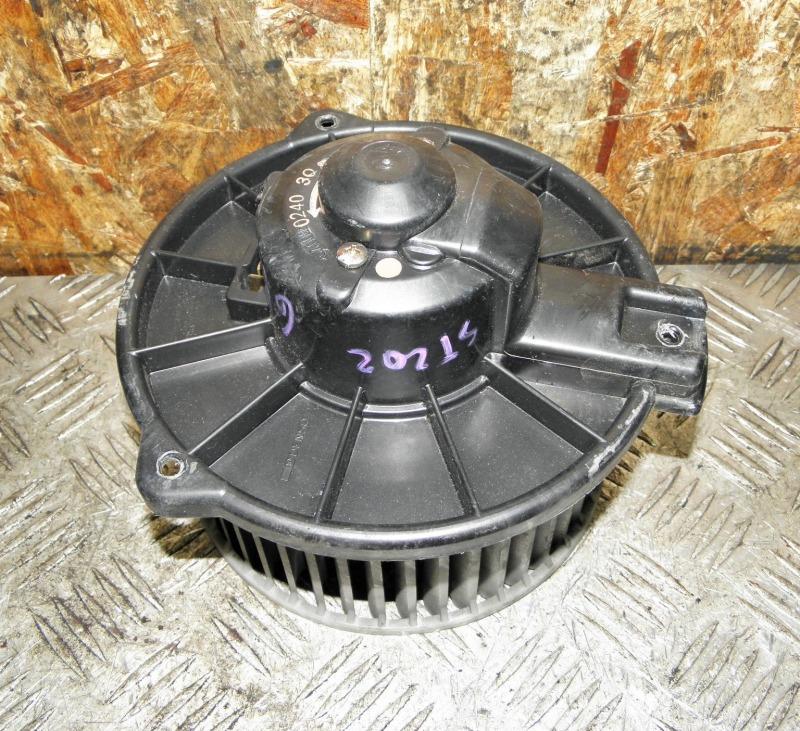 Мотор печки Toyota Corona Exiv ST202 3SFE 1995