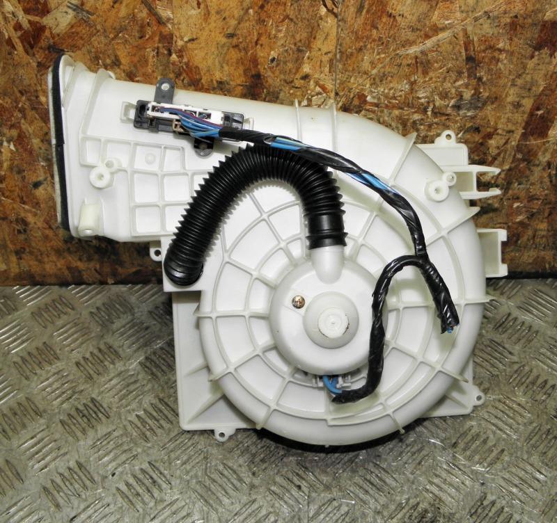 Мотор печки Nissan Sunny FNB15 QG15DE 1999