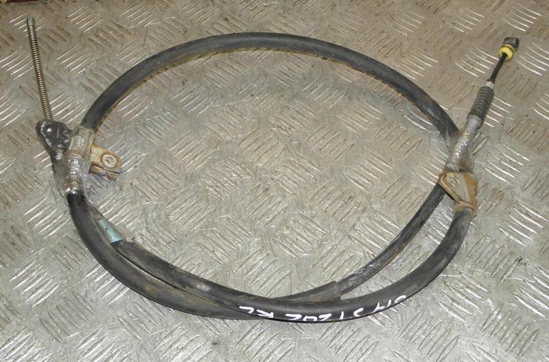Тросик ручника Toyota Rav4 SXA10 3SFE 1994 задний левый