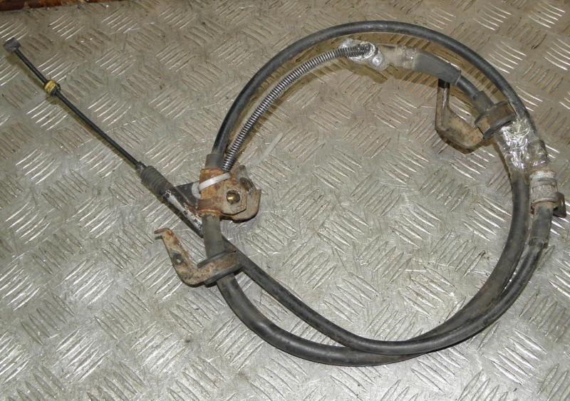Тросик ручника Toyota Caldina ST215 3SFE 2001 задний левый