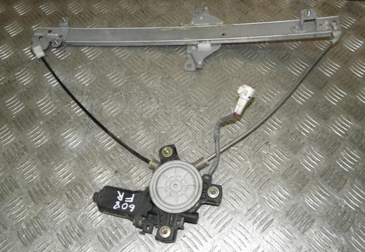 Стеклоподъемник Toyota Rav4 SXA10 3SFE 1994 передний правый