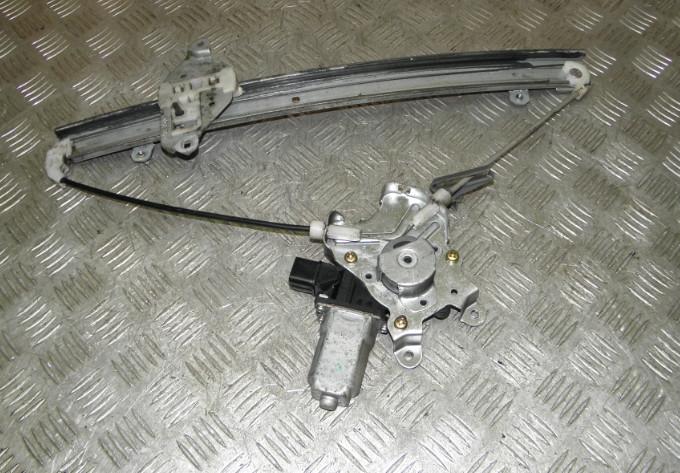 Стеклоподъемник Mitsubishi Lancer CS2A 4G15 2004 передний правый
