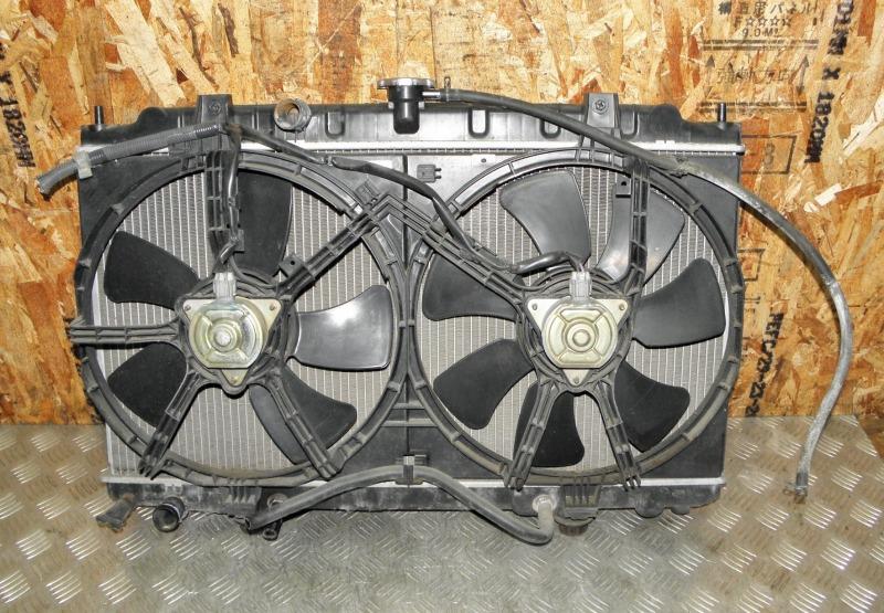 Радиатор двс Nissan Sunny FB15 QG15DE 2003