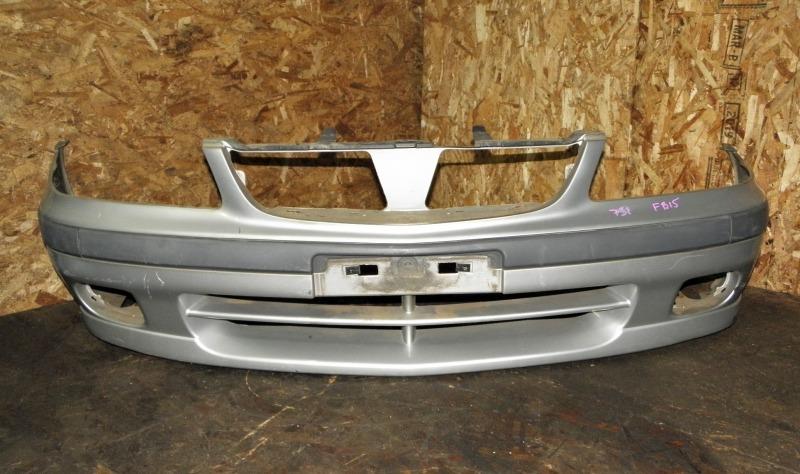 Бампер Nissan Sunny FB15 QG15DE 2001 передний