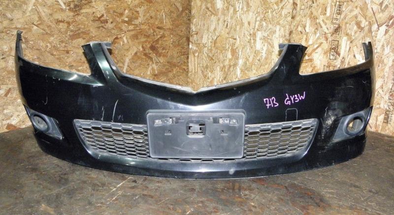 Бампер Mazda Atenza Sport Wagon GY3W LFVE 2007 передний