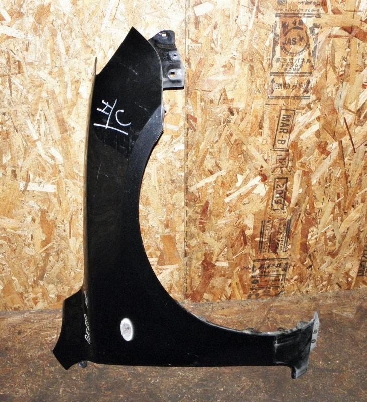 Крыло Mazda Axela BKEP LFDE 2006 переднее правое