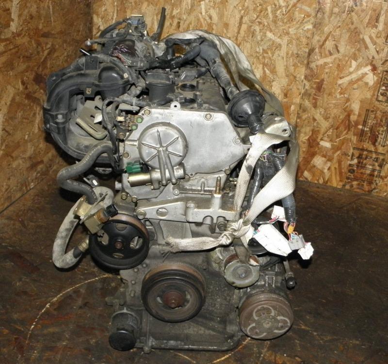 Двс Nissan Serena TC24 QR20DE 2003