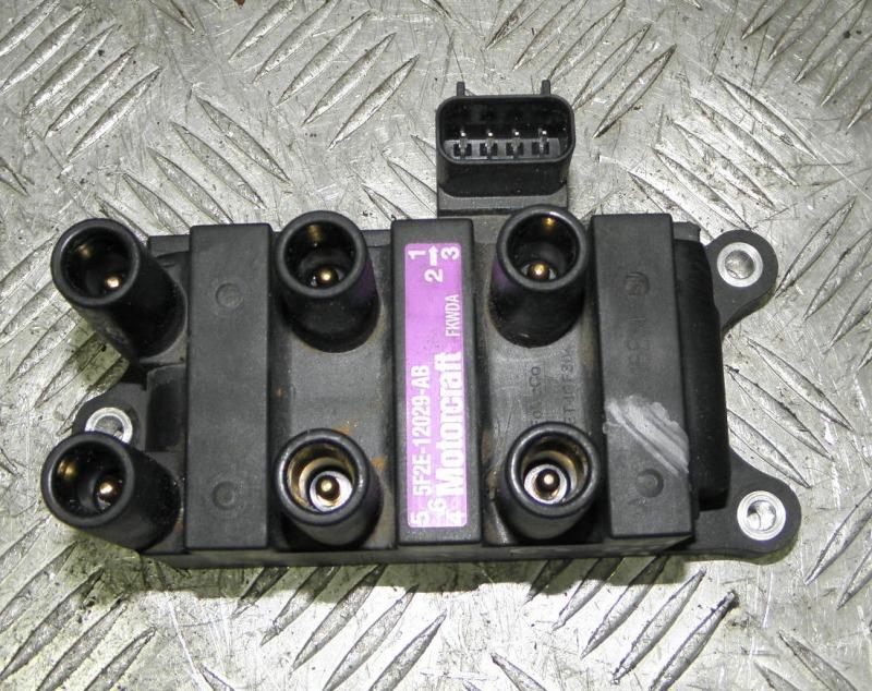 Катушка зажигания Mazda Mpv LW5W GY 2001