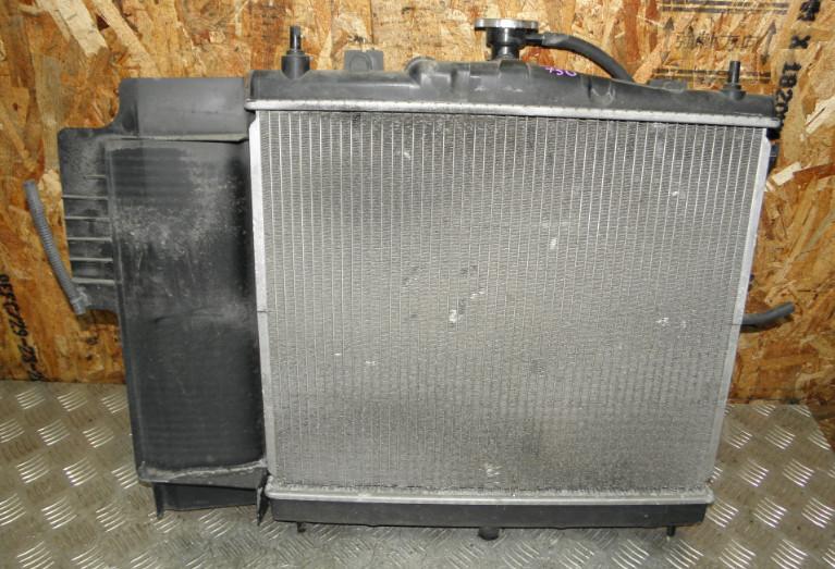 Радиатор двс Nissan Note E11 HR15DE 2008