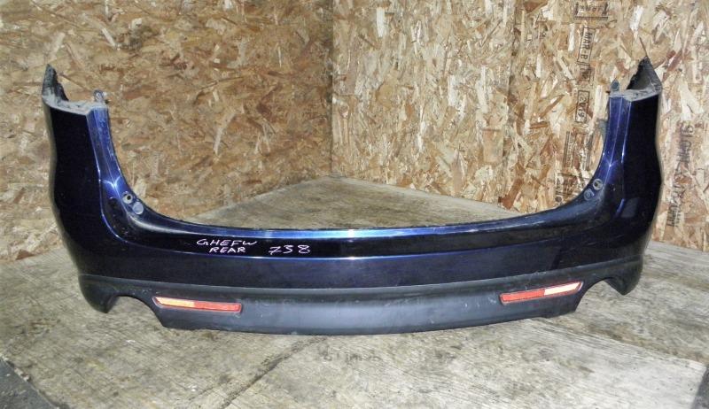 Бампер Mazda Atenza Sport Wagon GHEFW LFVD 2011 задний