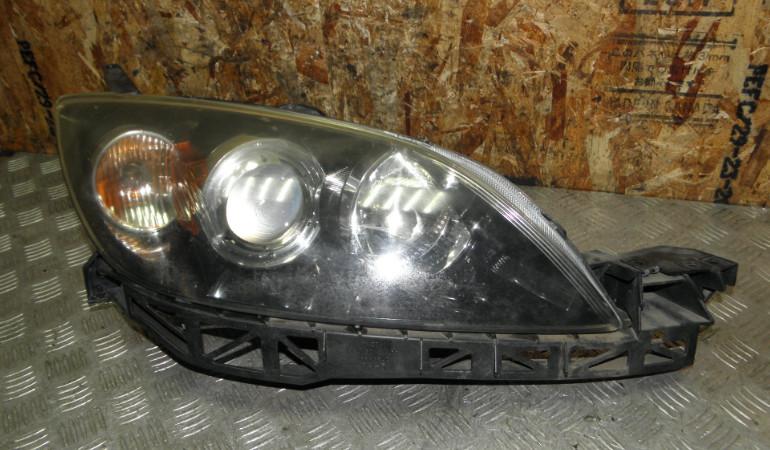 Фара Mazda Axela BKEP LFDE 2006 правая