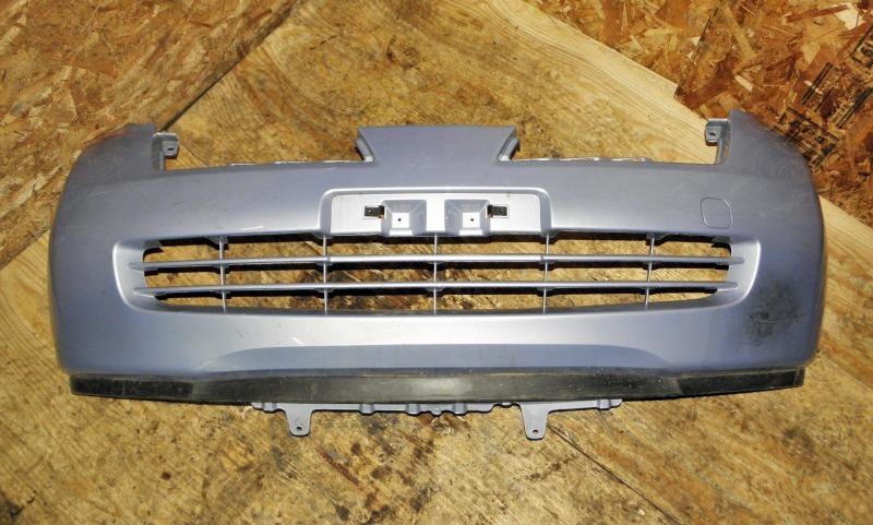 Бампер Nissan March AK12 CR12DE 2004 передний