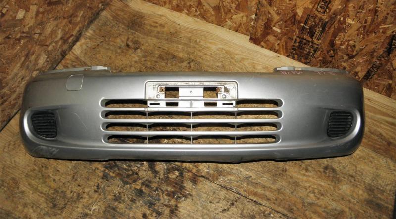 Бампер Toyota Funcargo NCP20 2NZFE 2002 передний