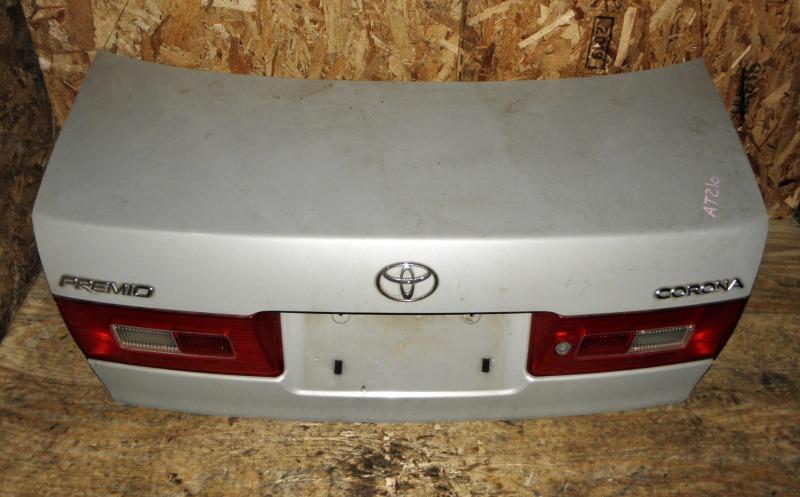 Крышка багажника Toyota Corona Premio AT210 4AFE 1997