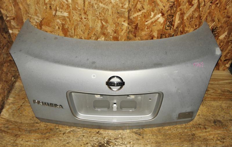 Крышка багажника Nissan Primera TP12 QR20DE 2003