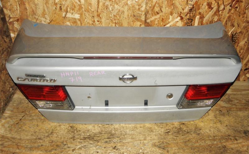 Крышка багажника Nissan Primera Camino HNP11 SR20DE 1995